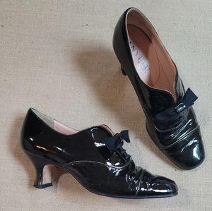 Anyi Lu heeled oxfords